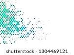 light blue vector cover in... | Shutterstock .eps vector #1304469121