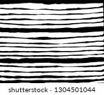 brush grunge pattern. white and ... | Shutterstock .eps vector #1304501044