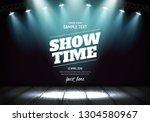 scene for presentation.... | Shutterstock .eps vector #1304580967