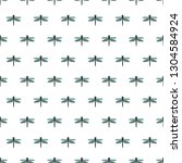 seamless vector pattern with...   Shutterstock .eps vector #1304584924