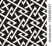 vector seamless pattern. modern ...   Shutterstock .eps vector #1304585347