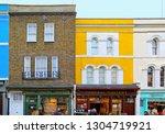 london  uk 15.03.2015.colorful... | Shutterstock . vector #1304719921