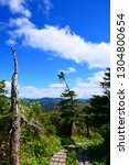 towada hachimantai national... | Shutterstock . vector #1304800654