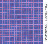 trendy vector seamless pattern... | Shutterstock .eps vector #1304837467