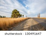 Driving Towards Clarens And The ...