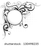 old fashion vector design with...