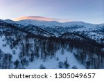didveli bakuriani ski resort.... | Shutterstock . vector #1305049657