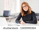 close up portrait shot of...   Shutterstock . vector #1305090304