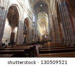 Interior Of Saint Vitus...