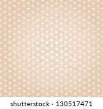 Stock photo beautiful pastel pink vintage background with dots 130517471