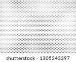 grunge halftone background ...   Shutterstock .eps vector #1305243397