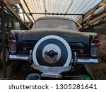 mansfield  england   february 1 ...   Shutterstock . vector #1305281641