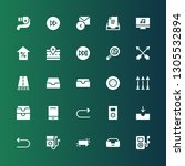forward icon set. collection of ...