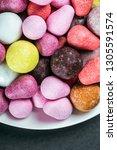 chewing gum  candies of... | Shutterstock . vector #1305591574