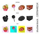 vector illustration of... | Shutterstock .eps vector #1305648214