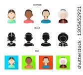 vector illustration of imitator ... | Shutterstock .eps vector #1305652921
