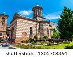bucharest  romania   june 05 ... | Shutterstock . vector #1305708364