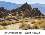 Alabama Hills Are A Hills And...