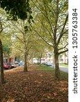 zagreb  croatia   october 25 ...   Shutterstock . vector #1305763384