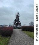 krakow  poland   29.03.18 ...   Shutterstock . vector #1305768364
