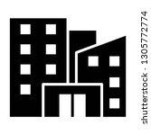 office building icon design...
