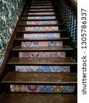 chesterfield  england  ... | Shutterstock . vector #1305786337