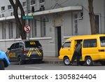 surabaya  indonesia  agustus... | Shutterstock . vector #1305824404