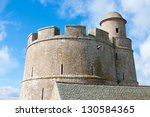 Vauban Fortress On Tatihou...