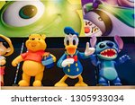 Donald Duck  Pooh  And Stitch ...