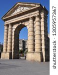 france  gironde  bordeaux ... | Shutterstock . vector #1305957367