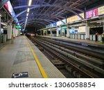 bts mo chit sky train station... | Shutterstock . vector #1306058854