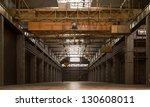 Empty Warehouse Ready To Use...