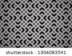 abstract geometric pattern. a... | Shutterstock . vector #1306083541