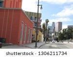 los angeles  ca   usa   2 5... | Shutterstock . vector #1306211734