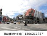 los angeles  ca   usa   2 5... | Shutterstock . vector #1306211737