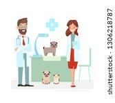 vector illustration of... | Shutterstock .eps vector #1306218787
