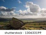 Norber Erratics Landscape In...