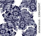 abstract elegance seamless... | Shutterstock .eps vector #1306410547