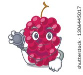 doctor mulberry fruit on a... | Shutterstock .eps vector #1306445017