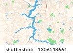 chesapeake virginia printable... | Shutterstock .eps vector #1306518661