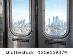 subway in new york. scenic view ...   Shutterstock . vector #1306559374