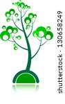 tree icon | Shutterstock .eps vector #130658249