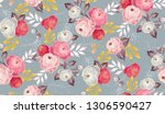 vector illustration of a... | Shutterstock .eps vector #1306590427