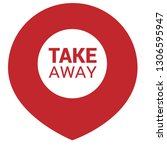 take away text and map pin....