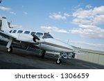 small passenger airplane