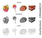 vector illustration of... | Shutterstock .eps vector #1306668214