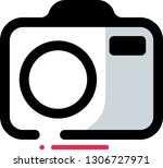 camera icon for web software...