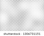 grunge halftone background ...   Shutterstock .eps vector #1306731151