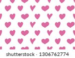concept of a wrapping paper... | Shutterstock .eps vector #1306762774