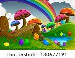 easy to edit vector... | Shutterstock .eps vector #130677191
